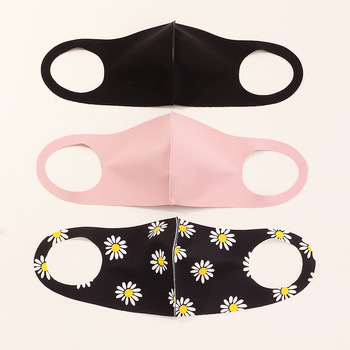 three in one function air supply respirator system for 6200 6800 series full face gas mask chemical respirator 3pcs Mouth Mask Reusable Mask Washable Unisex Flower Pattern Face Shield Masque Cotton Respirator Anti Air Pollution Face Mask