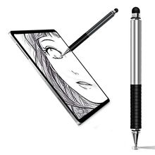 1PC Universal 2 in 1 Stylus Pen Drawing Tablet Capacitive Screen  Touch Pen for Mobile Android Phone Smart Pencil Accessories