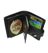 Broche de PIN insignia de LA Policía de LOS Ángeles, accesorio de cobre, para coleccionistas y billetera, 1:1