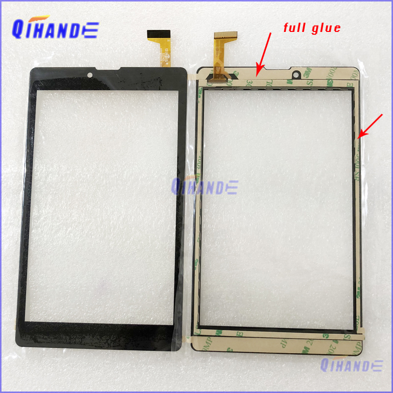 New 7'' inch Capacitive Touch Screen Digitizer Panel Replacement Sensor For <font><b>irbis</b></font> TZ738 TZ735 TZ734 <font><b>TZ745</b></font> Tablet PC <font><b>Irbis</b></font> <font><b>TZ745</b></font> image