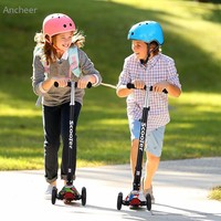 New Brand Kick Scooter For Kids Adjustable Height Best Gifts for Children Kids Boys Girls Scooters