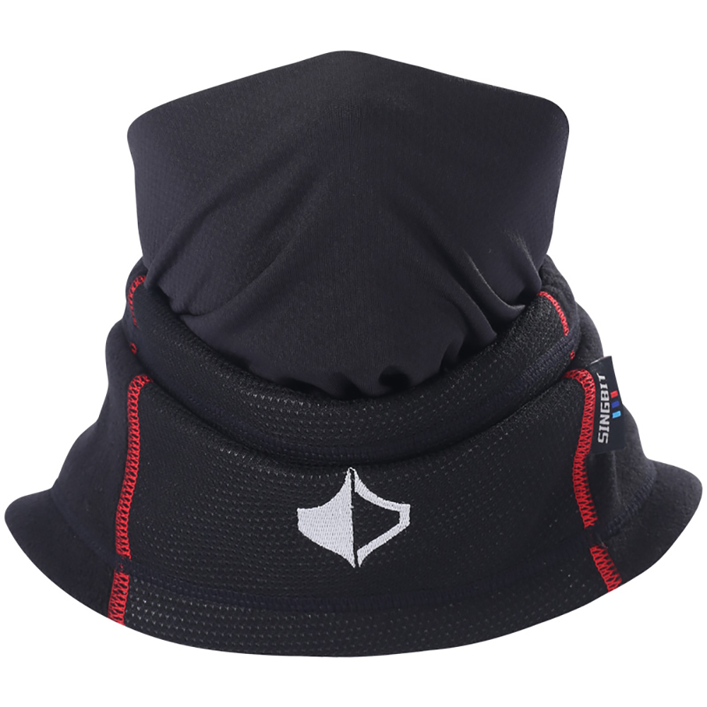 Cold Weather Windproof Neck Warmer Neck Gaiter Adjustable Scarve For Outdoor Sports Men Women
