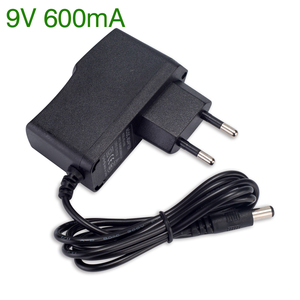 1PCS 9V600mA AC 100V-240V Converter Switching Power Adapter DC 9V 600mA Universla Power Supply TP-LINK T090060 450M 300M Router(China)