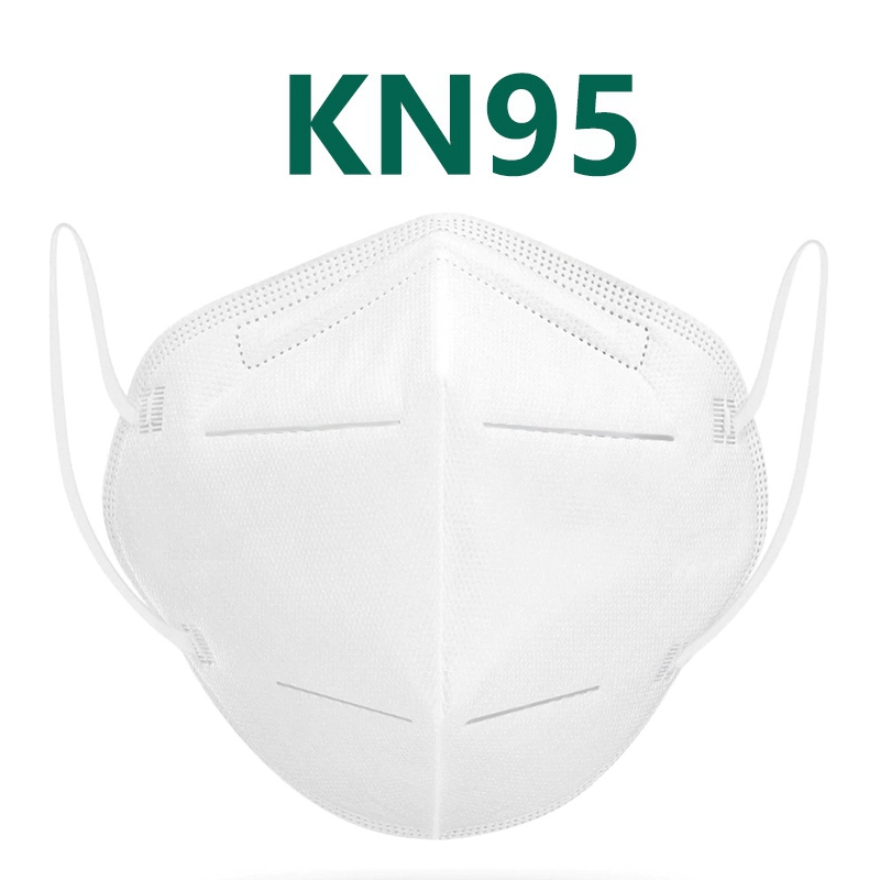 10PCS N95 Mask Anti Virus Mouth Face Mask For Germ Protection KN95 Prevent Dust Infection KN 95 Mask PM2.5 Fog Respirator Filter