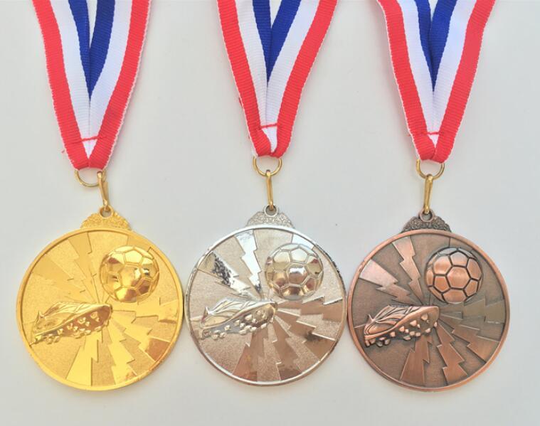 6-5cm-Football-Gold-Medal-Customized-Soccer-Memorial-Medal-Fans-Souvenir-Gift