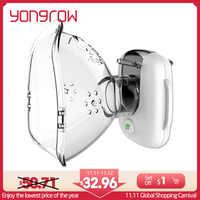 Yongrow Nebulizzatore Inalador Nebulizador Asma Inalatore Atomizzatore per I Bambini di Età USB Ricaricabile Nebulizador Portatil