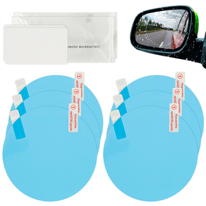 6Pcs Car Rear Mirror Protectiv