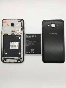 Image 5 - Samsung Galaxy J7 débloqué, téléphone portable 5,5 pouces, 1,5 Go ROM, 16 Go, double Sim, GSM 4G LTE, Android, Octa Core, remis à neuf