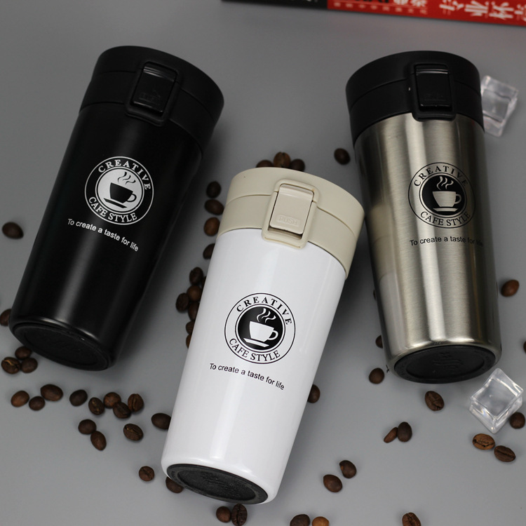 H39884dbe33bb496b8414c9f290335ee9R HOT Premium Travel Coffee Mug Stainless Steel Thermos Tumbler Cups Vacuum Flask thermo Water Bottle Tea Mug Thermocup