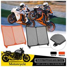 Aluminum Radiator Guard Grill Grille Cover for KTM 1190 RC8 RC8R Protector 2008 2009 2010 2011 2012 2013 2014 2015 2016