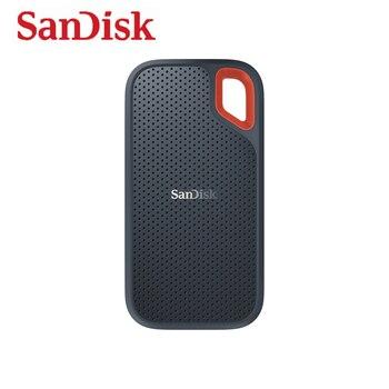 Disco duro externo portátil SanDisk 1TB 500GB 2TB disco duro externo SSD USB 3,1 HD SSD disco duro de estado sólido para ordenador portátil