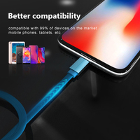 cable samsung Fast charging 3A Micro USB cable for Xiaomi Note 5 Pro Android mobile phone data cable for Samsung S7 micro charger (5)