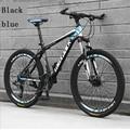 30 скоростей для взрослых  велосипед из углеродистой стали  двойные дисковые тормоза  регулируемая скорость  внедорожный горный велосипед  с...