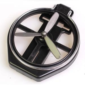 Image 5 - Propeller Folding Cup Holder Adjustable Drinks Holder Car Accessorie Beverage Bottle Can Stand with Cooling Fan