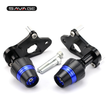 Frame Sliders Crash Protector For SUZUKI GSXR GSX-R 600/750 2006-2010 07 08 09 Motorcycle Accessories Bobbins Falling Protection
