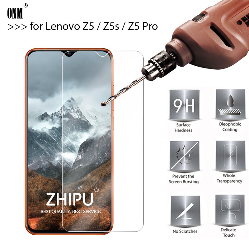 Szkło hartowane 2.5D 0.26mm 9H Premium do Lenovo Z5 Z5s Z5 Pro Screen Protector do folii ochronnej Lenovo S5 Pro Glass