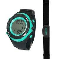 [Verbesserte] Udoarts HRM mit Pedometer-Herz Rate Monitor Uhr & Brustgurt 2 & Pack von 5 batterien & Schraubendreher