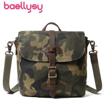Outdoors Men Travel Bags Camouflage Satchel Man Shoulder Messenger Bag Small Handbags Crossbody For Handtassen Dames