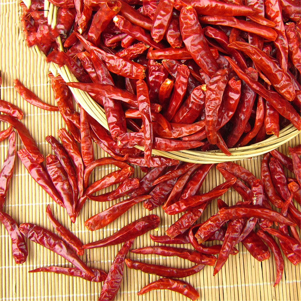 Image 4 - 200g dried chilli pure natural bonsai sichun chilli pepper Free shippoingArtificial & Dried Flowers   -