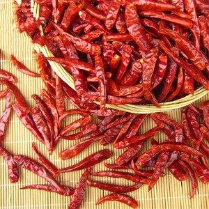 Image 4 - משלוח Shippoing 200g צ ילי החריף אדום טהור טבעי צמח בונסאי Sichun צ ילי פלפל