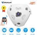 IP-камера Vstarcam C61S 360, 3 Мп, рыбий глаз, 1080P, Wi-Fi