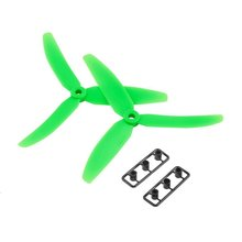 5030 10 Pairs/Set 3 Blades Plastic Propeller Suitable For Mini 250 Quadcopter Multi-Rotor Propellers Replacement