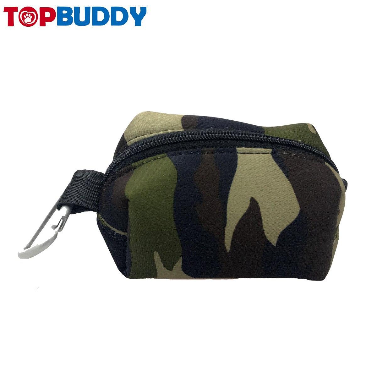 Pet Supplies Pet Camouflage Trash Pack Portable Sundry Bag Nursing Dog Training Ditty Bag Pet Snack Pack