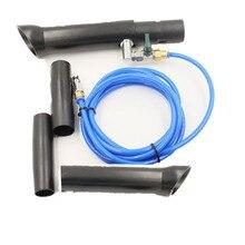 Adaptador de vácuo TB 014high pressão portátil, tubo de liga de alumínio inoxidável tornado r, pistola à vácuo original/tornado