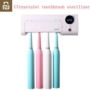 Image 1 - 2020 Youpin JJJ ultraviyole diş fırçası sterilizasyon dezenfektan için uygun çok beyaz Oclean Dr Bei her türlü diş fırçaları
