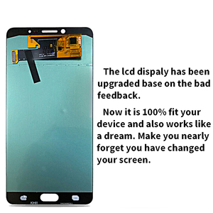 Image 5 - Super Amoled LCD For Samsung C9 Pro C9000 Lcd Display Touch Screen Digitizer Assembly For Samsung C9 Pro C9000