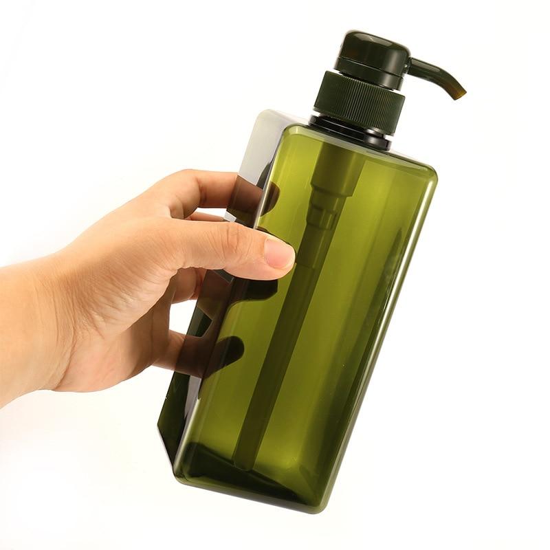 4 Size Soap Dispenser Cosmetics Emulsion Bottles Bathroom Hand  Sanitizer Shampoo Body Wash Lotion Bottle Empty Travel BottlePortable  Soap Dispensers