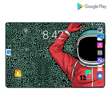 Nieuwste Google Play Android 9.0 OS Ultra Slanke 10 inch Octa Core Tabletten 10.1 6GB RAM 64GB ROM dual Camera Video Call Tablet 10.1(China)