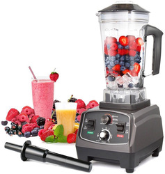 HS-200D BPA free 1650W Heavy Duty Commercial Blender Professional Blender Mixer Food Processor Juicer Ice Smoothie Machine