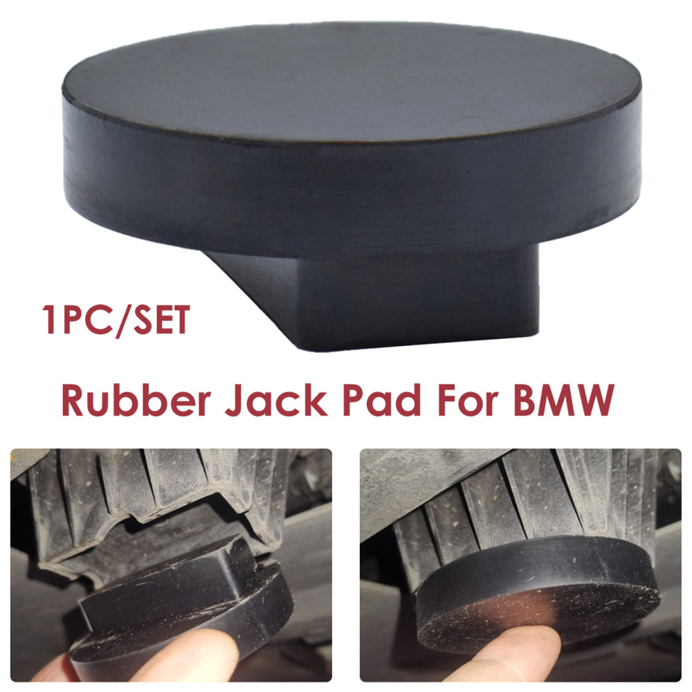 Profissional Almofada de Borracha Ponto de Elevação Jack Adaptador para BMW 3 4 5 Série E46 E90 E39 E60 E91 E92 X1 X3 X5 X6 Z4 Z8 1M M3 M5 M6