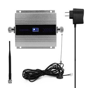 ЖК-усилитель сигнала GSM900MHz, мобильный телефон, повторитель сигнала для сотового телефона, комплект усилителя сигнала с присоской