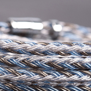 Image 5 - KBEAR kapsamlı 16 çekirdekli gümüş kaplama kablo 2.5/3.5/4.4mm yükseltme dengesi kablosu MMCX/2pin/QDC/TFZ için KB06 HI7 ZSX C10 C16