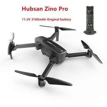 Large Capacity Battery 11.4V 3100 Mah or 11.4V 5000 Mah For Hubsan Zino Pro Quadcopter GPS RC Drone Part Original battery цена 2017