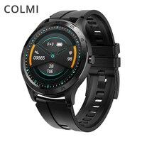 COLMI Smart Uhr Männer Fitness Tracker IP67 Wasserdichte Blutdruck Smart Uhr APP 28 sprachen Frauen Smartwatch für iphone