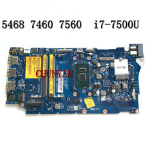 Mainboard I7-7500U Vostro LA-D822P 7460 Dell NEW FOR 14/5468/7460/7560 Laptop Bkd40/La-d822p/Cn-029pjx/..