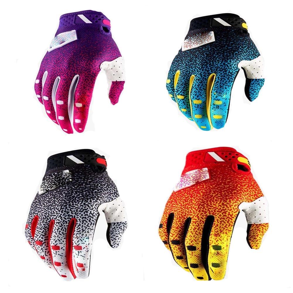 US Cycling Anti-slip Gloves half Finger Mountain Bike BMX Motocross MTB Racing