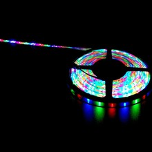 10M 32FT 3528 Waterproof SMD RGB 600LEDs LED Light Strip 44Key IR Remote Control Holiday Convenient Lighting