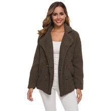 Buy Elegant  Pregnant Coat Autumn Winter Warm Soft Zipper Fur Jacket Female Plush Overcoat Women Fur Coats Maternity Clothing directly from merchant!