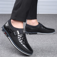Мужская обувь; кожаная короткая плюшевая дышащая обувь; Мужская Спортивная обувь для ходьбы; дышащая парадная обувь; теплая зимняя обувь; размеры 38-48