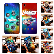 NBDRUICAI Legends Of Tomorrow Soft Silicone TPU Phone Cover For Vivo Y91c Y17 Y51 Y67 Y55 Y93 Y81S Y19 Y7S Case(China)