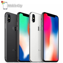 "Original desbloqueado Apple iPhone X Hexa Core 3GB RAM Smartphone 5.8 ""4G"