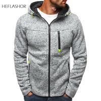 Sports Casual Wear Zipper Hoodies Fashion Sweatshirts