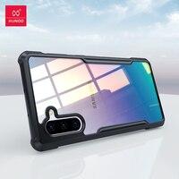 Funda transparente para Samsung Note 10 Plus, Xundd, Note 10 Plus