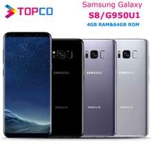 Samsung Galaxy S8 G950U G950U1 Original Entsperrt LTE GSM Android Handy Octa Core 5.8