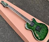 free shipping New High quality China GROTE electric guitar hollow body jazz custom guitar
