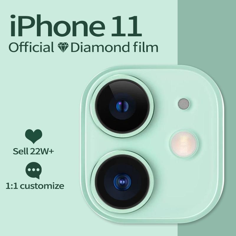 Joyroom 3D Задняя крышка объектива Защитное стекло для экрана для iPhone 11 Pro Max закаленное стекло для iPhone 11 Защитная пленка для камеры|Защитные стёкла и плёнки|   | АлиЭкспресс